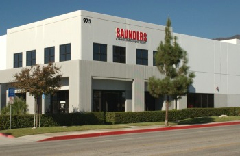 Saunders West building